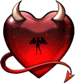 heart with angel